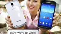 Samsung Galaxy S4 Active mit Snapdragon 800 & LTE-A vorgestellt