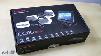 Toshiba Excite Write im Unboxing &amp&#x3B; Hands-On Video