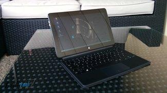 Erster Eindruck des Dell Venue 11 Pro mit Intel Bay Trail und Slim Cover
