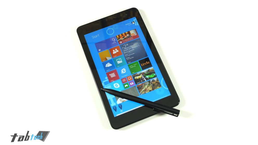 how to use dell active stylus