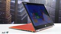 Lenovo Yoga 3 Pro: Technische Daten des Intel Core M Convertibles enthüllt