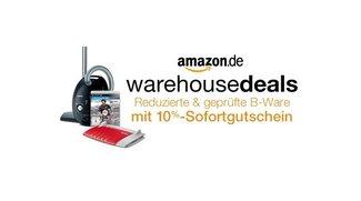 Deals: 10% Rabatt zusätzlich auf Amazon Warehouse-Deals