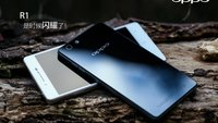 Oppo R1 mit 5 Zoll, Rückseite aus Glas & guter Kamera angekündigt