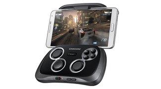Samsung GamePad in überarbeiteter Version vorgestellt