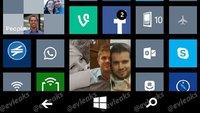 Windows Phone 8.1 Screenshot enthüllt On-Screen-Tasten