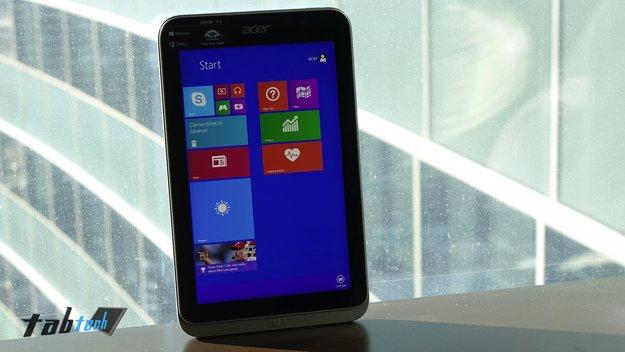 Acer Iconia W4-821 mit UMTS &amp&#x3B; 64 GB kostet 399€