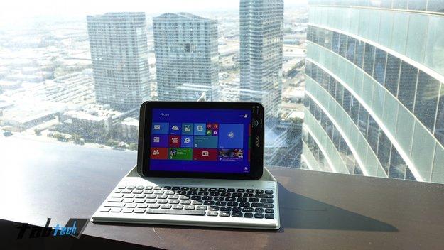 Acer Iconia W4-820: 8,1 Zoll Windows 8.1 Tablet endlich lieferbar