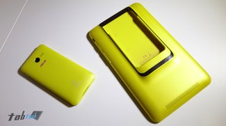 Asus PadFone mini im Hands-On Video (CES 2014)