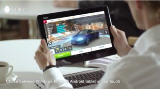 Asus Transformer Book Duet (TD300) Quad-Mode Dual-OS Tablet geleakt