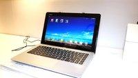 Asus Transformer Book Duet: Dual-OS-Tablet war auch mit 10.1 & 11,6 Zoll geplant