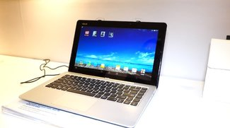 Asus Transformer Book Duet: Dual-OS-Tablet war auch mit 10.1 &amp&#x3B; 11,6 Zoll geplant