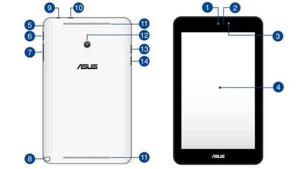 Asus VivoTab Note 8: Handbuch bestätigt 8 Zoll Windows 8.1 Tablet mit Stylus