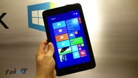 Asus VivoTab Note 8 im Hands-On Video (CES 2014)