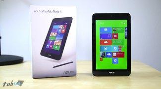 Asus VivoTab Note 8 im Unboxing und Hands-On Video