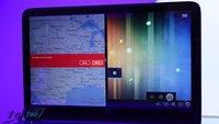 Bluestacks: Vollständiges Android unter Windows 8.1 im Hands-On Video (CES 2014)