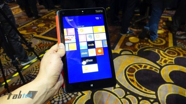 Lenovo ThinkPad 8 mit 128 GB für 599€ vorbestellbar