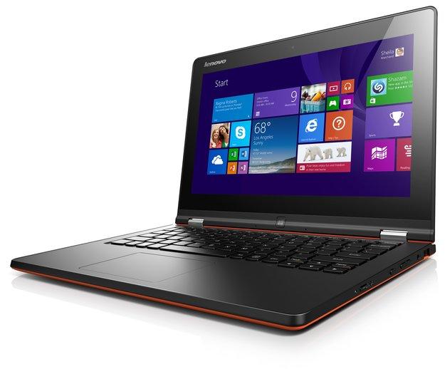 Lenovo präsentiert Yoga 2 11 und Yoga 2 13