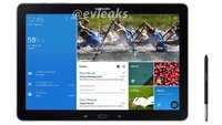 Samsung Galaxy Note Pro 12.2, Tab Pro 12.2 & 10.1 auf Pressebildern