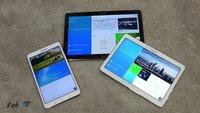 Samsung Galaxy TabPRO & NotePRO 8.4, 10.1 und 12.2 ab sofort in Deutschland erhältlich