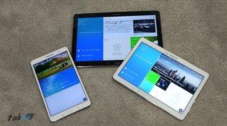 Samsung Galaxy TabPRO &amp&#x3B; NotePRO 8.4, 10.1 und 12.2 ab sofort in Deutschland erhältlich