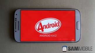 Samsung Galaxy S4: Erste Android 4.4.2 KitKat Test-Firmware geleakt