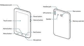 Samsung Galaxy Tab 3 Lite durch Bedienungsanleitung offiziell bestätigt