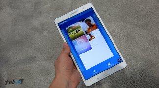 Samsung SM-T800, T801 &amp&#x3B; T805: Weiteres Tablet mit 2560 x 1600 Pixeln aufgetaucht