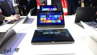 Sony VAIO Flip 11A in unserem Hands-On Video (CES 2014)