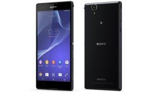 Sony Xperia T2 Ultra &amp&#x3B; T2 Ultra dual mit 6 Zoll vorgestellt