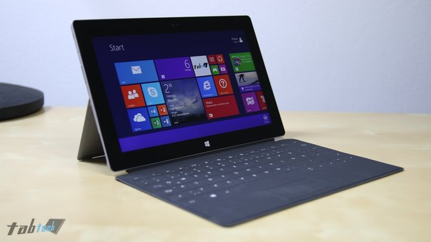 Review: Microsoft Surface 2 im Test
