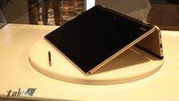 Toshiba 5-in-1-Konzept auf der CES 2014 angeschaut