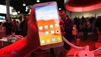 Vivo Xplay 3S mit 6 Zoll und 2K-Display im Hands-On Video (CES 2014)