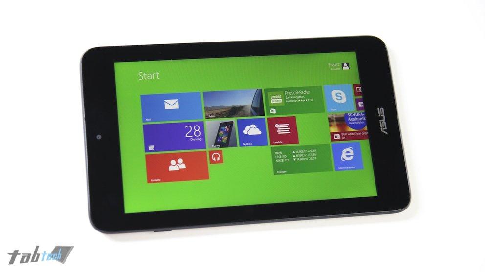 VivoTab Note 8 Display 1