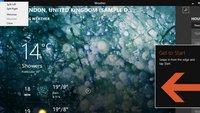 Windows 8.1 Update 1 bringt Schließen & Minimieren für Modern UI Apps