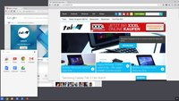 Google Chrome 32 mutiert unter Windows 8 zu Chrome OS