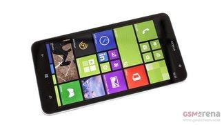 Nokia Lumia 1320 im umfangreicheren Hands-On Video