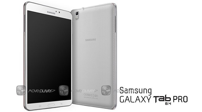 Samsung Galaxy Tab Pro 8.4 auf erstem Pressebild