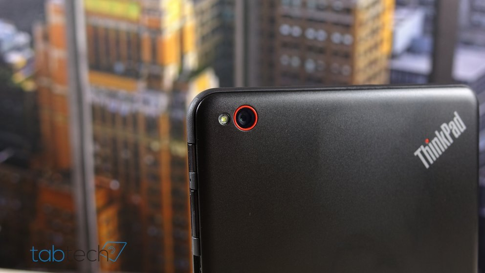 8 Megapixel Kamera des ThinkPad 8