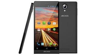 Archos 50c Oxygen mit 8-Kern-Prozessor &amp&#x3B; Dual-SIM erhältlich