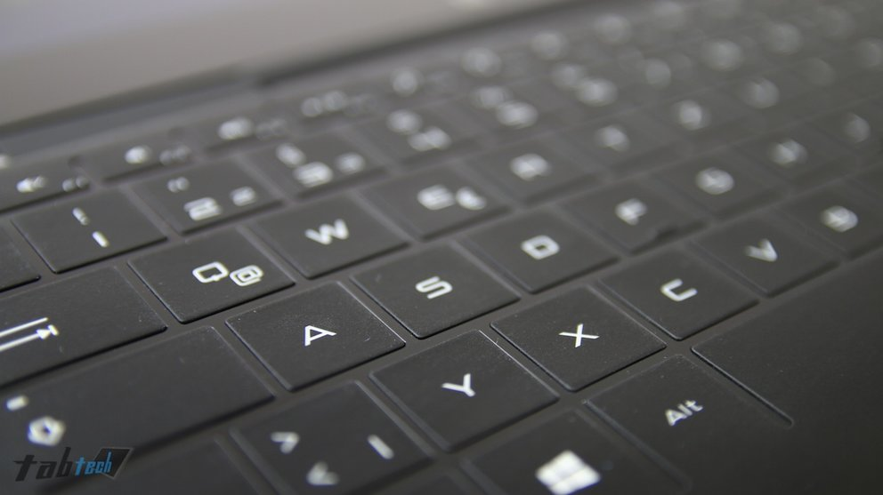 Dell XPS 11 Tastatur 2