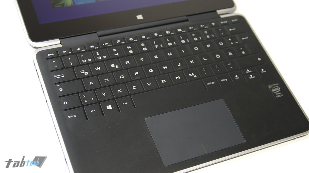 Dell XPS11 Tastatur 1