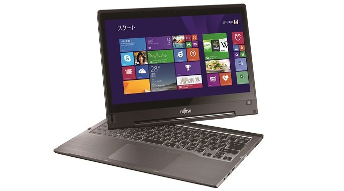 Fujitsu Lifebook TH90: 13,3 Zoll Convertible-Ultrabook mit IGZO-Display &amp&#x3B; Digitizer