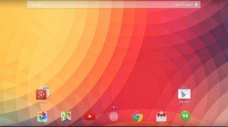 Google Now Launcher für Nexus und Play Editionen freigegeben
