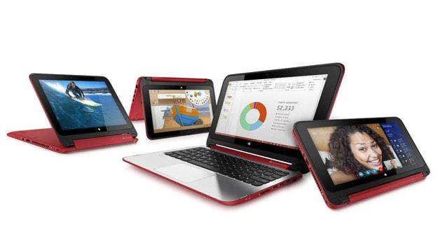 HP Pavilion x360 ab sofort für 399€ in Deutschland erhältlich
