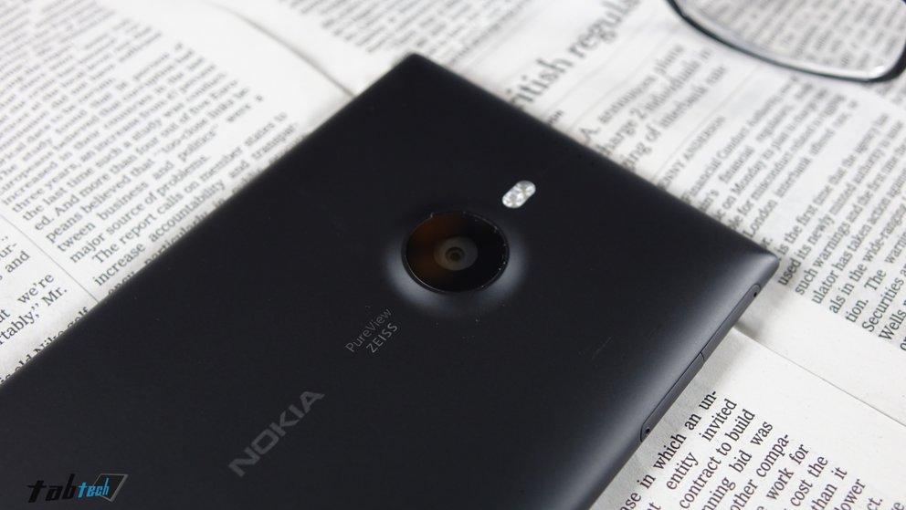 Kamera des Lumia 1520