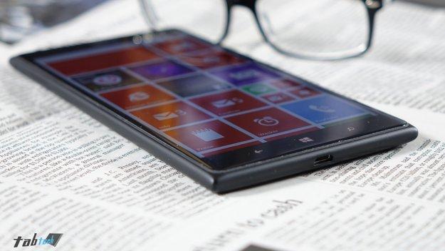 Windows Phone 8.1 Action Center im Video demonstriert