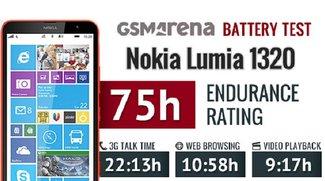 Nokia Lumia 1320 schlägt sich gut im Akku-Test