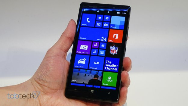 Nokia Lumia Icon in unserem Hands-On Video