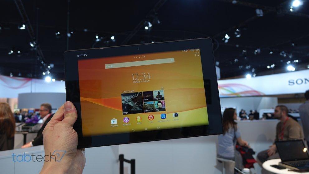 Sony Xperia Z2 Tablet ab nächster Woche in Deutschland erhältlich