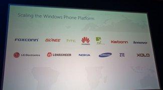 Windows Phone 8.1: LG &amp&#x3B; Lenovo mit an Board - Günstigere Smartphones im Fokus